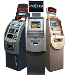 CNY ATM MACHINES